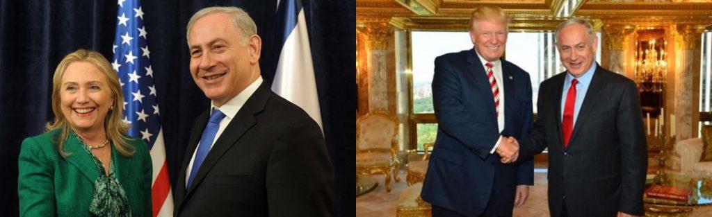 clinton_netanyahu_trump